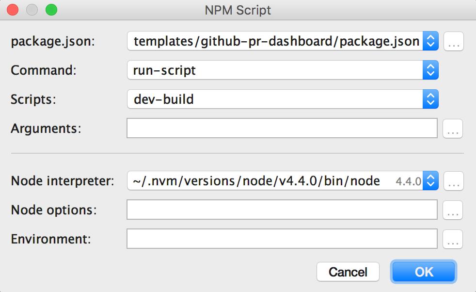 JS] – How to debug your NodeJS + webpack application in